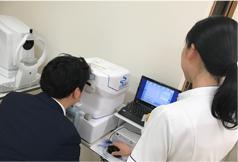 角膜内皮細胞検査